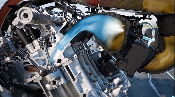 Water Injection System In BMW To Boost Engines