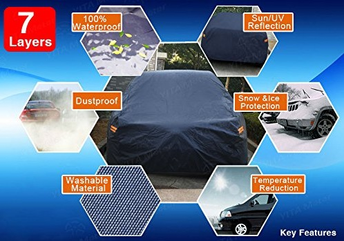 Top 5 Best Car Covers for attractive Summer look under $50|Summer Edition 2016
