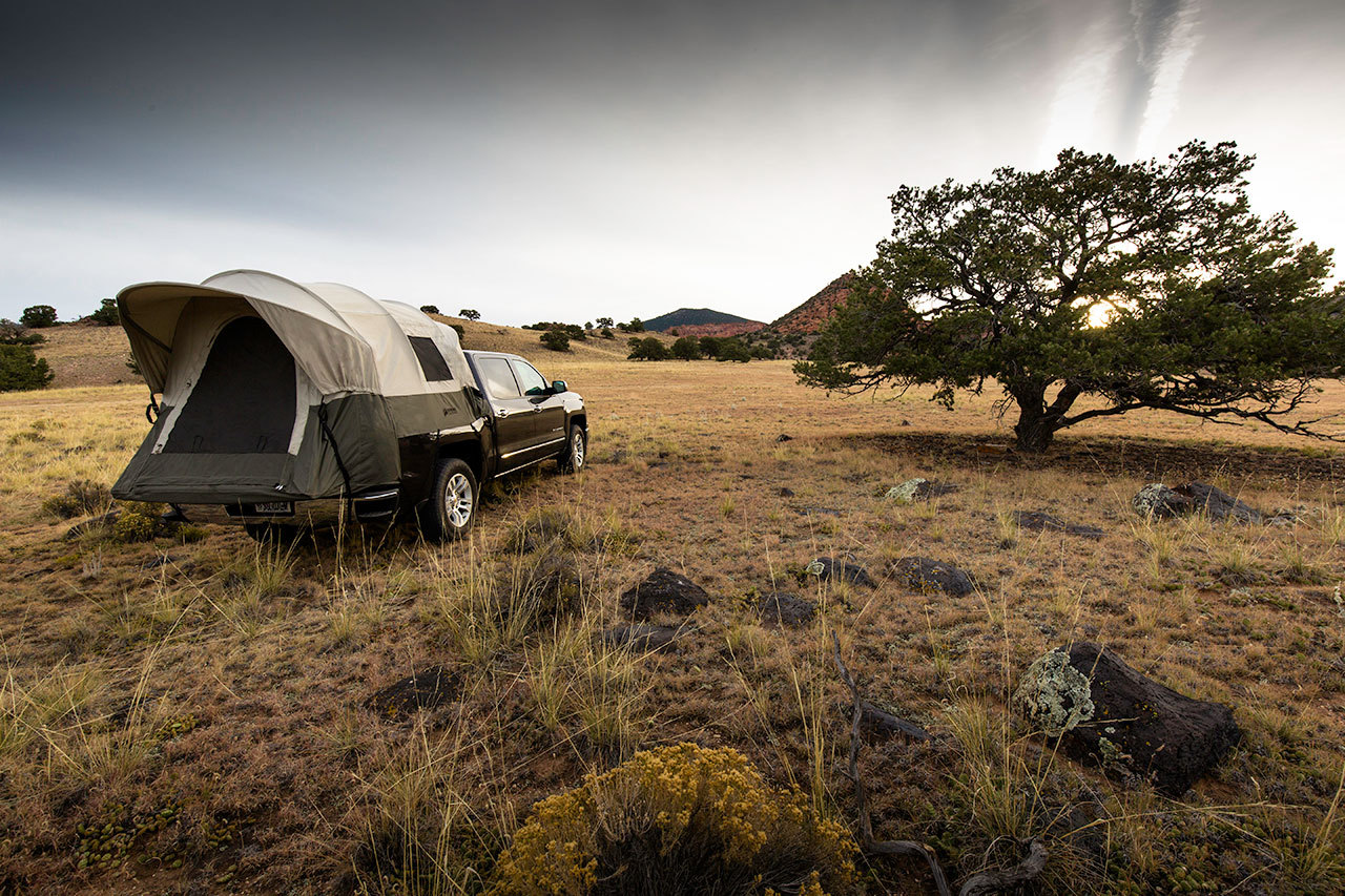 2016-2017 Truck Bed Camping Accessories:5 Best Truck Tents For Adventure Camping - AerMech