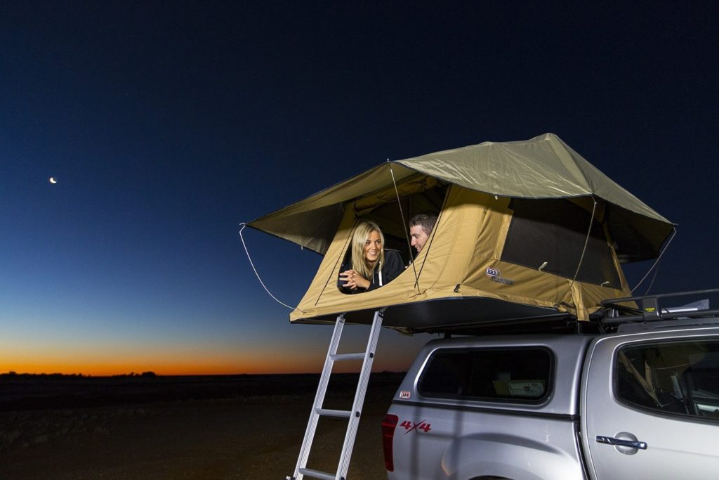 The New ARB Kakadu Rooftop Tent Makes Your Cu0026ing A Breeze.It Is Very Easy To Set Up-it Pops Open Automatically As You Unfold It. . & Open Sky Roof Top Tent u0026 IKu0026er Presents The Expandable Hard Shell ...