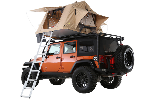 5 Best Designed Roof Top Tents For Adventure Camping